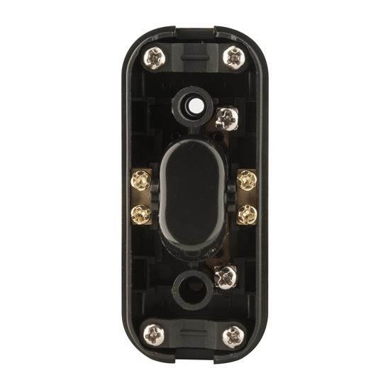 2 & 3 Core In-Line Switch 2A BLK