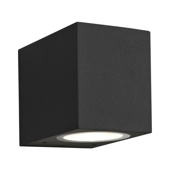 Chios exterior wall light black 35w mr resistor lighting chios exterior wall light black 35w aloadofball Gallery