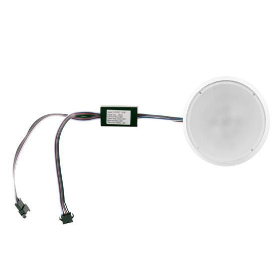 LED RGBW Module Dimmable 24V 16W RGB Cool White 4000K