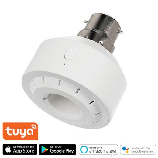 Timeguard Smart Lamp Holder Adapter BC/B22 150W
