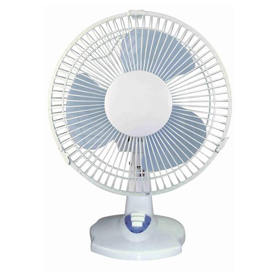 Desk Fan White