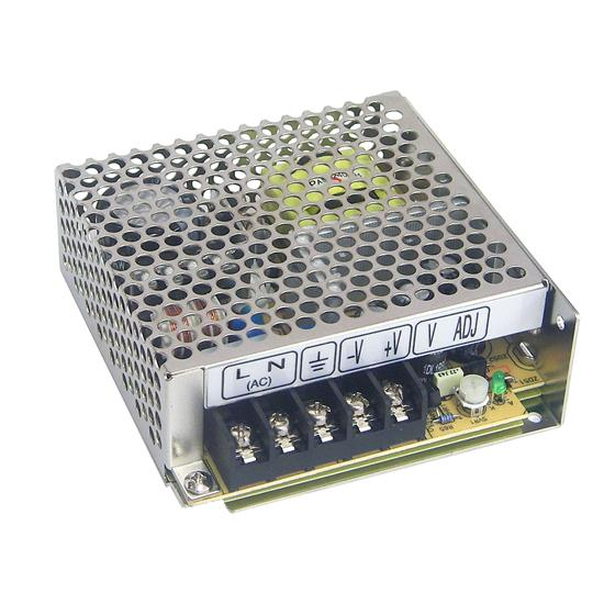 LED Driver (Constant Voltage) Silver 50W 12V Parallel