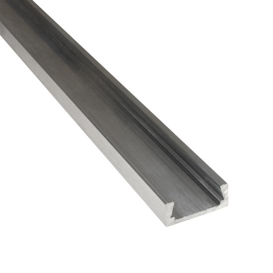 Micro Surface Extrusion Anodised Aluminium 2070mm