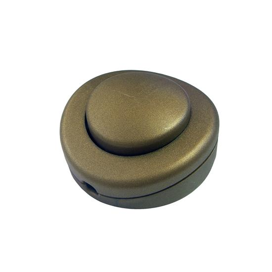 3 Core In-Line Foot Switch 6A Gold