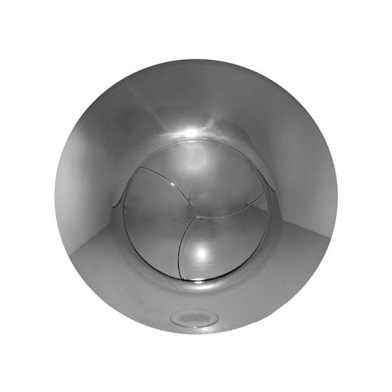 Icon Cover 197mm Chrome