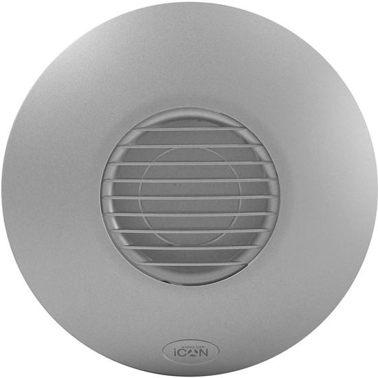 Icon Cover 152mm Silver