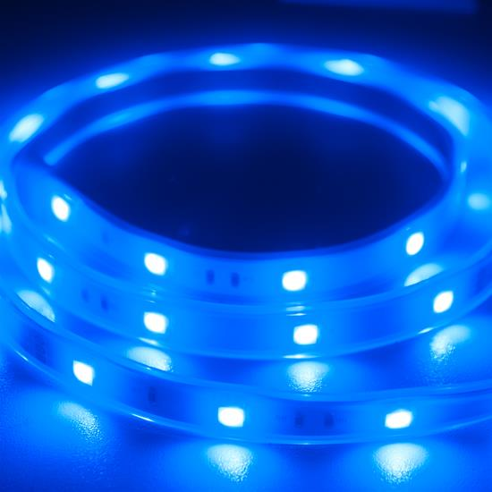 Waterproof LED Tape RGB IP65 24V 8W 1 metre