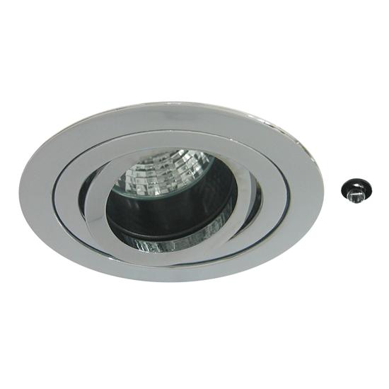 Black Baffle 50 Emergency Chrome 50W
