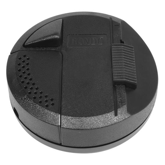 Slide Dimmer/Switch (1 Circuit) 240V Black 500W