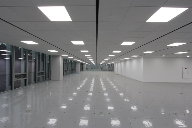 LED Panel 24V 600 x 600mm 4000K Cool White 34W Example